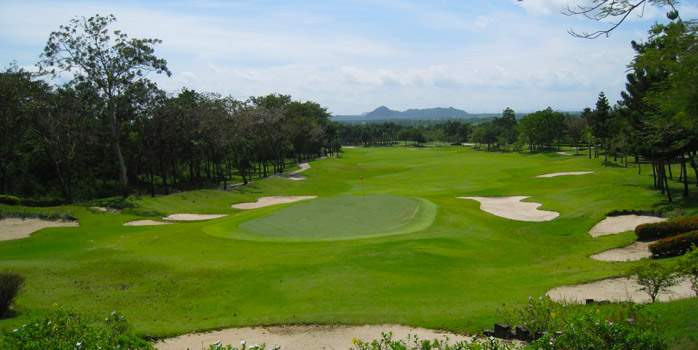 Royal Ratchaburi Golf Club, Golf Holiday in Thailand