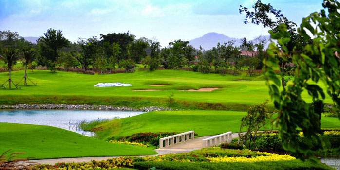 Sea Pines Golf Course, Golf Holiday in Thailand