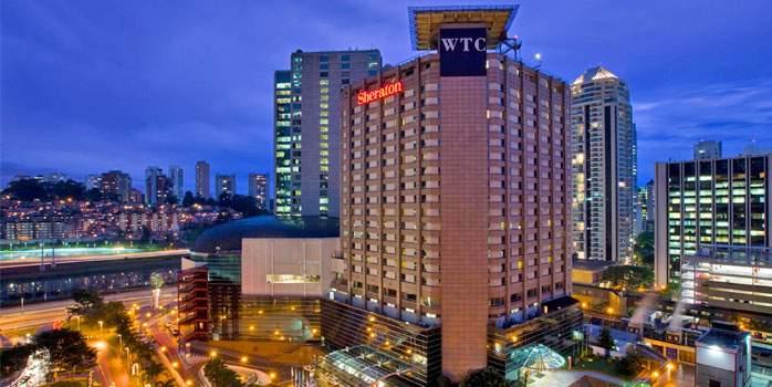 Sheraton São Paulo WTC Hotel, Golf Holiday in Brazil