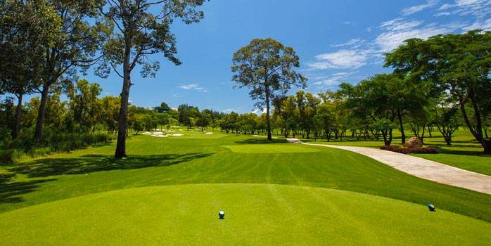 Siam Country Club, Old Course, Golf Holiday in Thailand