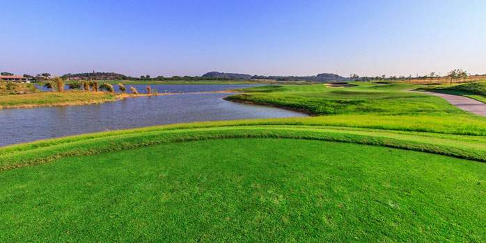 Siam Country Club, Waterside Course, Golf Holiday in Thailand