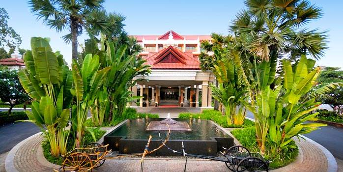 Sokha Angkor Hotel, Golf Holiday in Cambodia