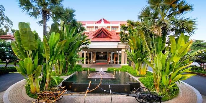 Sokha Angkor Hotel, Golf Holiday in Cambodia