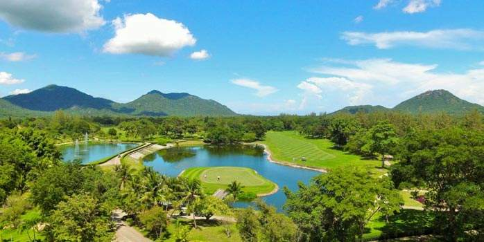 Springfield Royal Country Club, Golf Holiday in Thailand