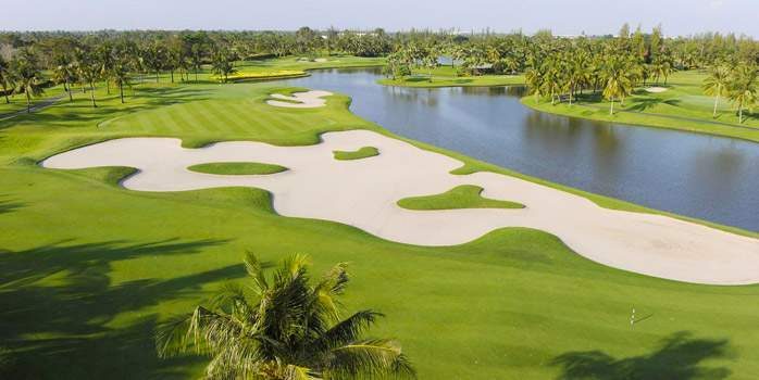 Thai Country Club, Golf Holiday in Thailand