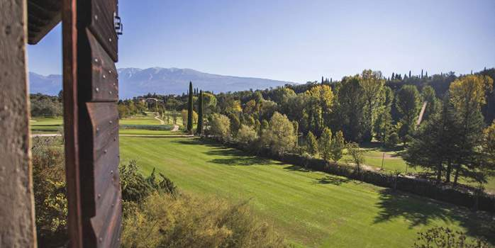 Bogliaco golf club, golf holiday in Italy