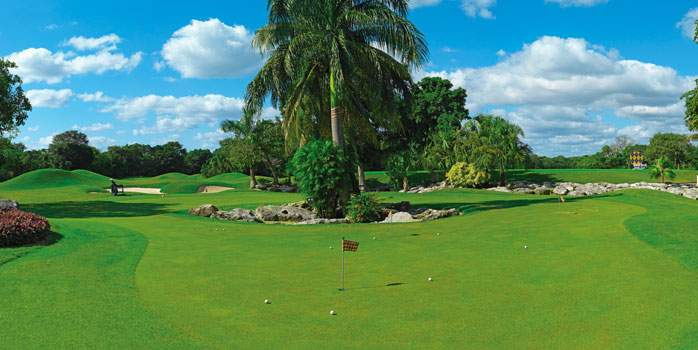Hard Rock Golf Club Riviera Maya Mexico Golf Holiday