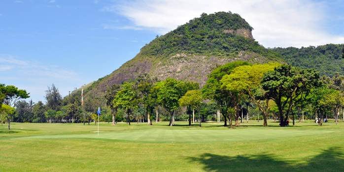 Itanhangá Golf Course Rio de Janeiro Brazil Golf Holiday