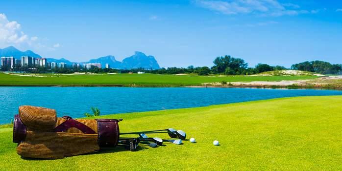 Olympic Golf Course Rio De Janeiro Brazil Golf Holiday