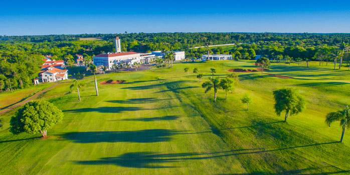 Wish Golf Resort Iguaçu Falls Brazil Golf Holiday