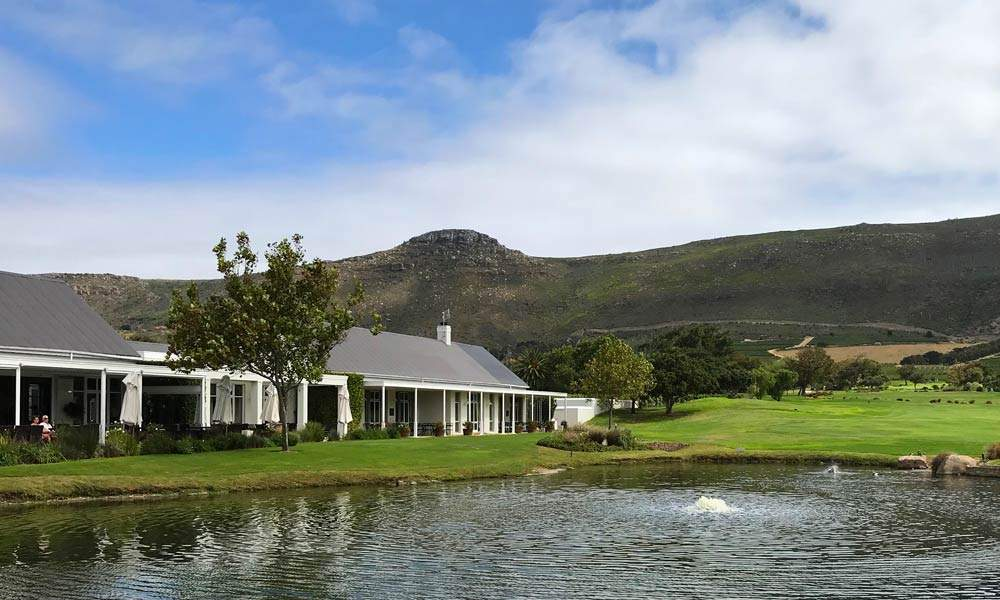 Steenberg Golf Course, South Africa
