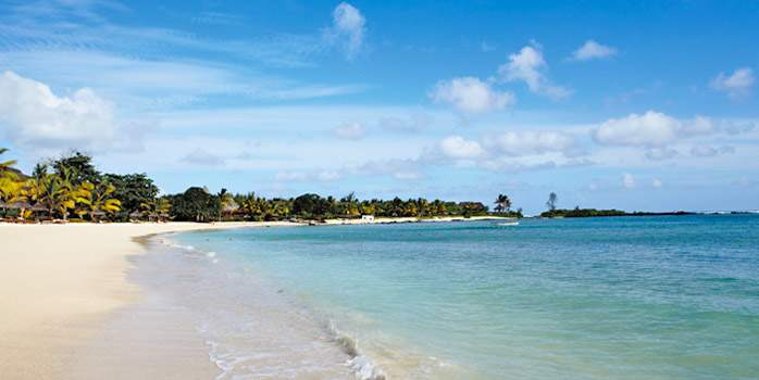 Beach View Shanti Maurice Mauritius Golf Holiday