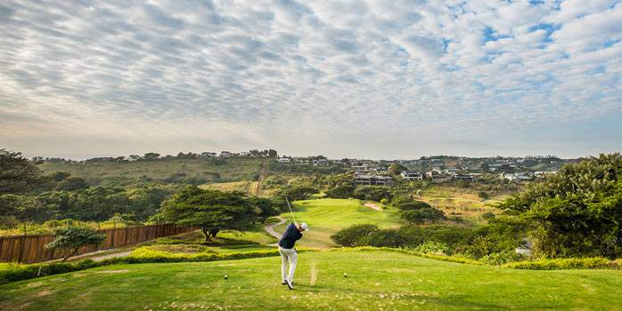 Simbithi Golf Club South Africa Golf Holiday