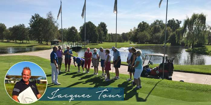 Escorted Golf Tour in Italy with PGA Jacques Gous August 2019