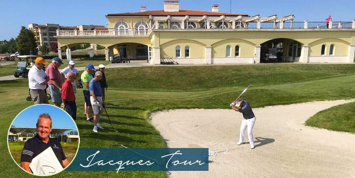 Escorted Golf Tour in Bulgaria with PGA Jacques Gous June 2019