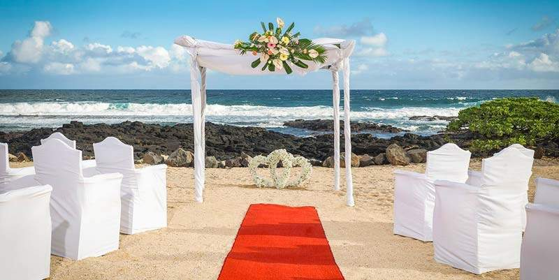 Mauritius Wedding Ceremony at Shanti Maurice