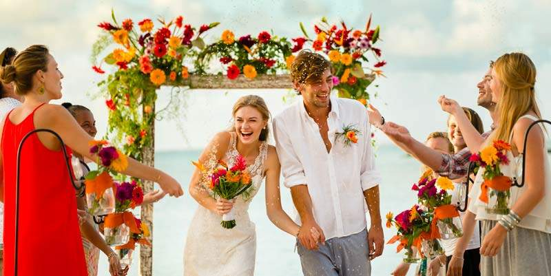Mauritius Wedding Ceremony