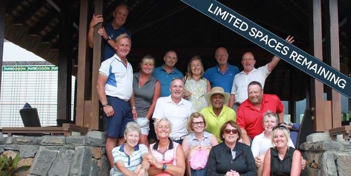 Mauritius Mixed Pairs Golf Tournament 2019