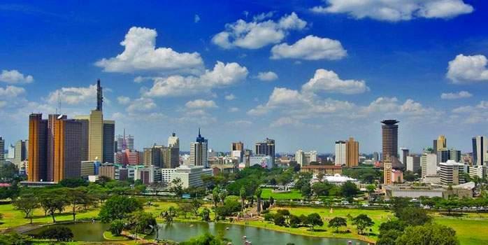 Nairobi Kenya Mauritius Twin Centre Golf Holidays