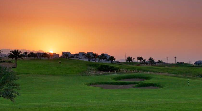 Muscat Hills Golf Course Oman Golf Holidays