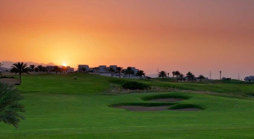Muscat Hills Golf Course Oman Golf Holidays