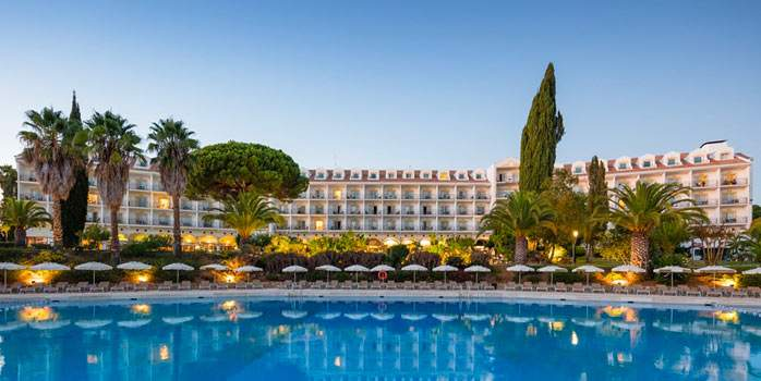 Resort View Penina Hotel Golf Resort Portugal Golf Holiday Algarve
