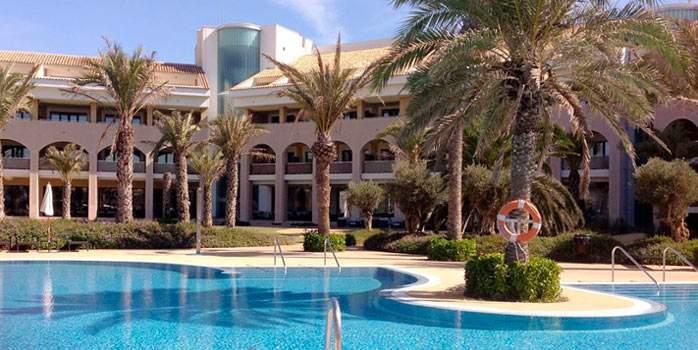 Golf Hotel Almerimar Almeria Spain Golf Holiday