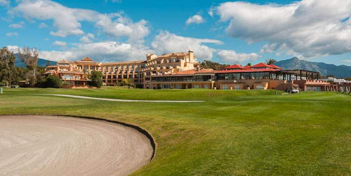 Golf Course Hotel Guadalmina Costa Del Sol Malaga Spain Golf Holidays
