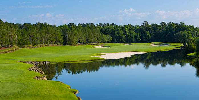 King And Bear Golf Club Players Championship Florida USA Golf Tour