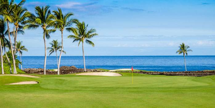 Mauna Lani Golf Club Hawaii Golf Holiday USA