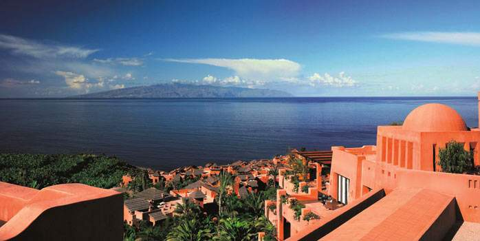 Resort View Ritz Carlton Abama Tenerife Golf Holidays