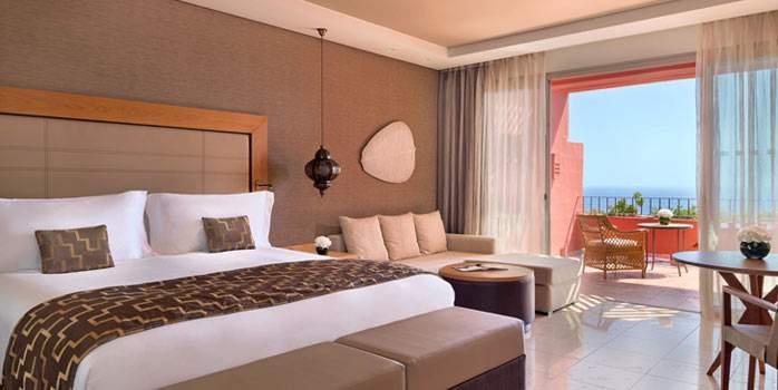 Room View Ritz Carlton Abama Tenerife Golf Holidays