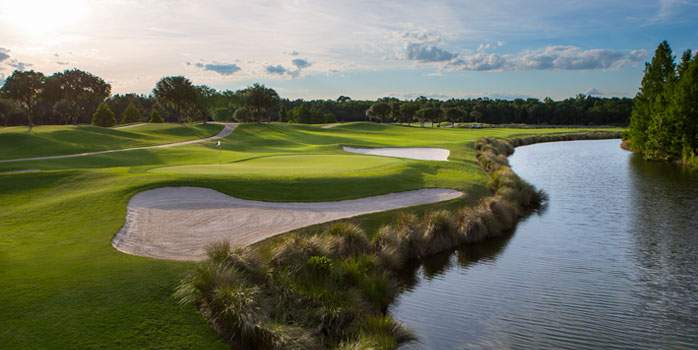 Slammer & Squire Golf Club Players Championship Florida USA Golf Tour