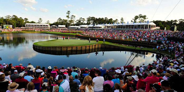 The Players Championship at TPC Sawgrass Florida USA