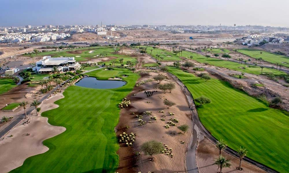 oman luxury golf holiday chaka travel middle east ghala course