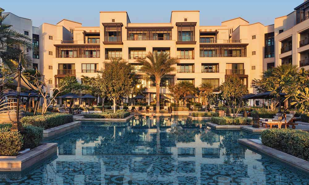 Jumeirah Al Naseem Dubai Golf Holiday