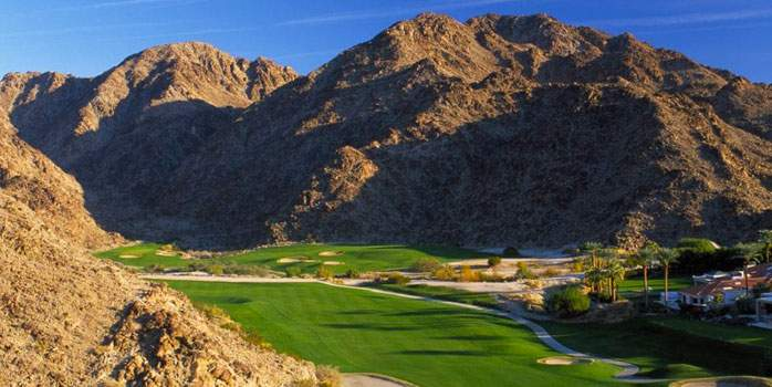 Mountain Course La Quinta Palm Springs California USA Golf Holiday