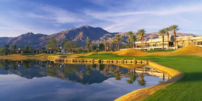 Nicklaus Course at PGA West Palm Springs California USA Golf Holiday