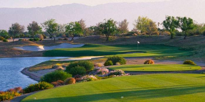 Norman Course at PGA West Palm Springs California USA Golf Holiday