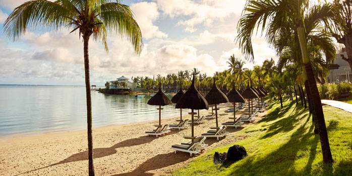 Beachfront Lux Grand Gaube Hotel Mauritius Honeymoon