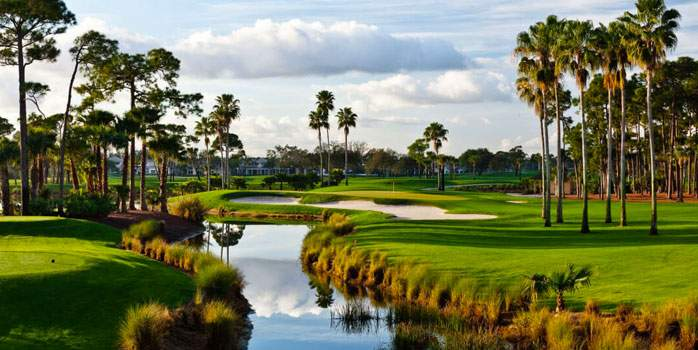 Champion Couse - PGA National Resort Florida Golf Holiday USA