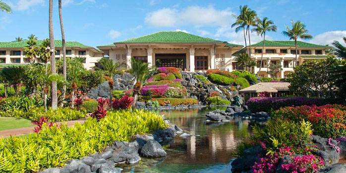 Grand Hyatt Kauai Hawaii Golf Holiday USA