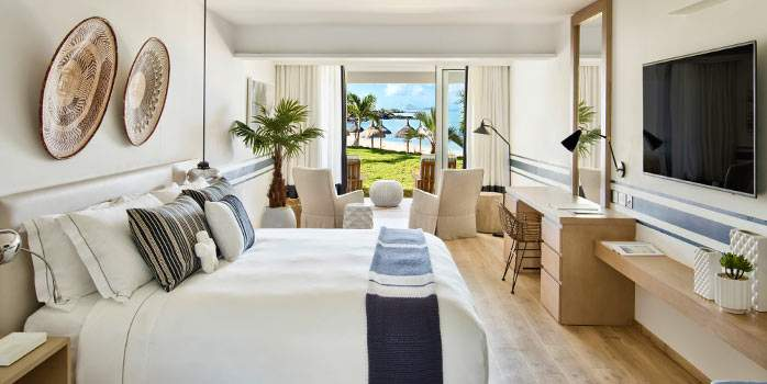 Junior Suite Lux Grand Gaube Hotel Mauritius Honeymoon
