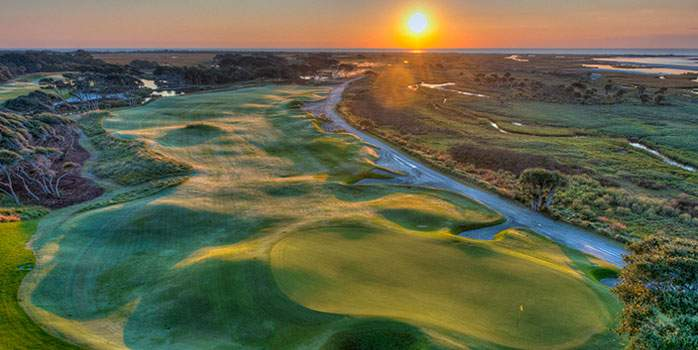 Ocean Course at Kiawah Island South Carolina Golf Holiday USA