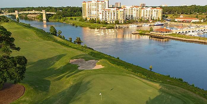 Marina Inn at Grande Dunes Myrtle Beach South Carolina Golf Holiday USA