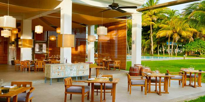 Ming Restaurant Ravenala Attitude Mauritius Honeymoon