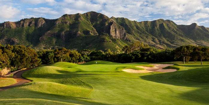 Puakea Golf Course Kauai Hawaii Golf Holiday USA