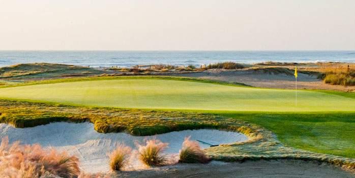 Wild Dunes Links Golf Course South Carolina Golf Holiday USA