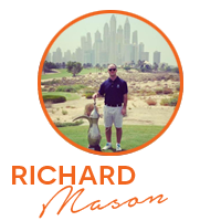 Richard, Middle East Golf Specialist