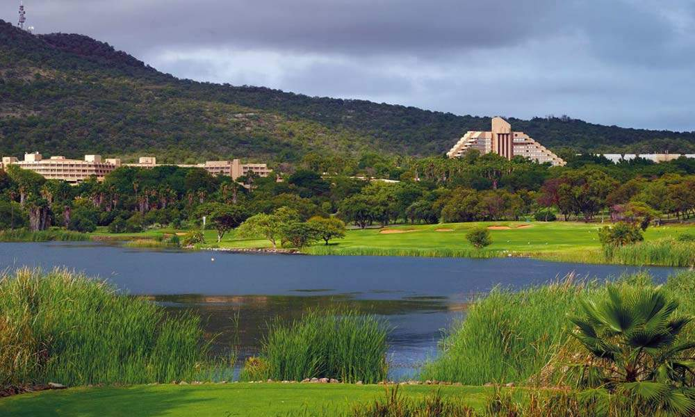 south africa sun city luxury golf holiday chaka travel gary player club course